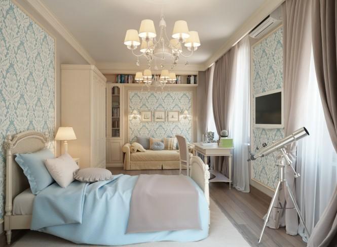 Квартира в Санкт-Петербурге в традиционном стиле 1   Дока-Мастер