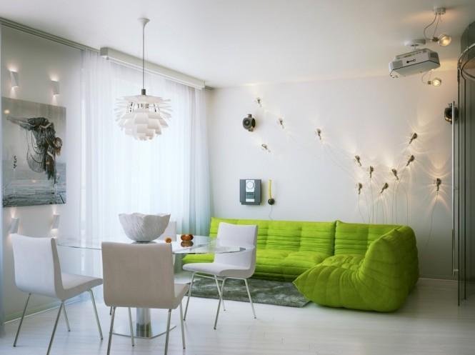 Дизайн маленькой питерской квартиры 01