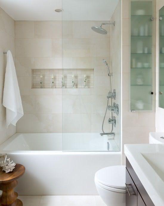 30 идей маленьких ванных комнат 10