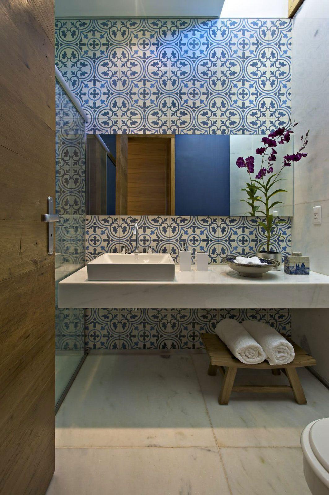 30 идей маленьких ванных комнат 12
