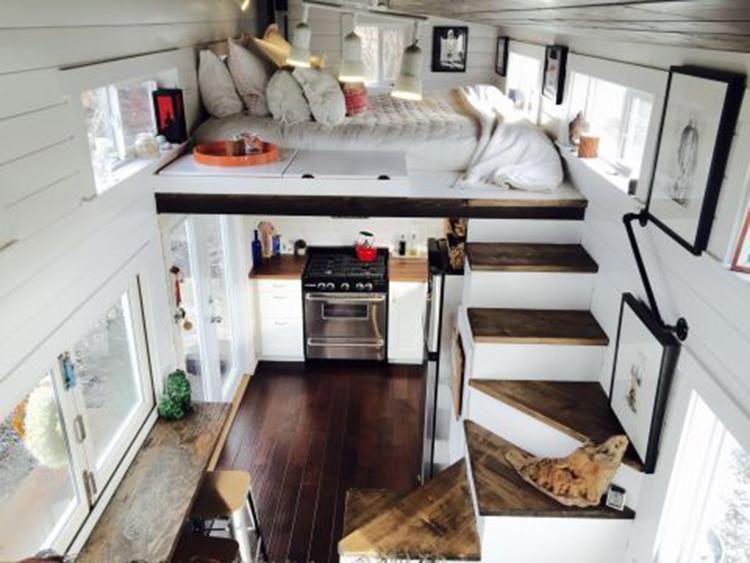 45 идей дизайна, позаимствованных в маленьких домах 13   Дока-Мастер