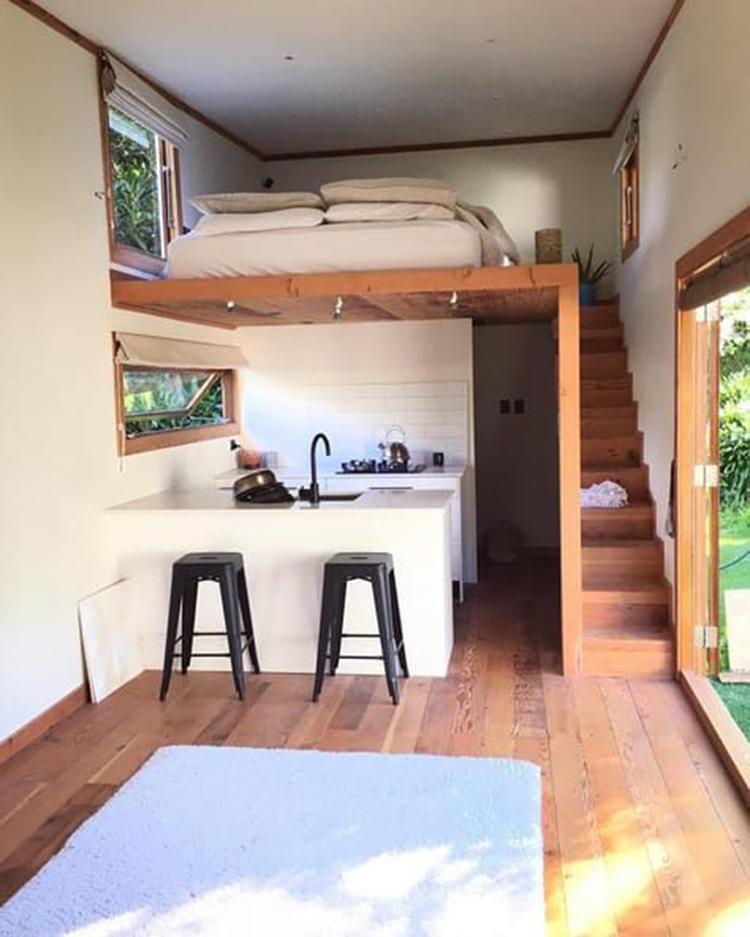 45 идей дизайна, позаимствованных в маленьких домах 16   Дока-Мастер