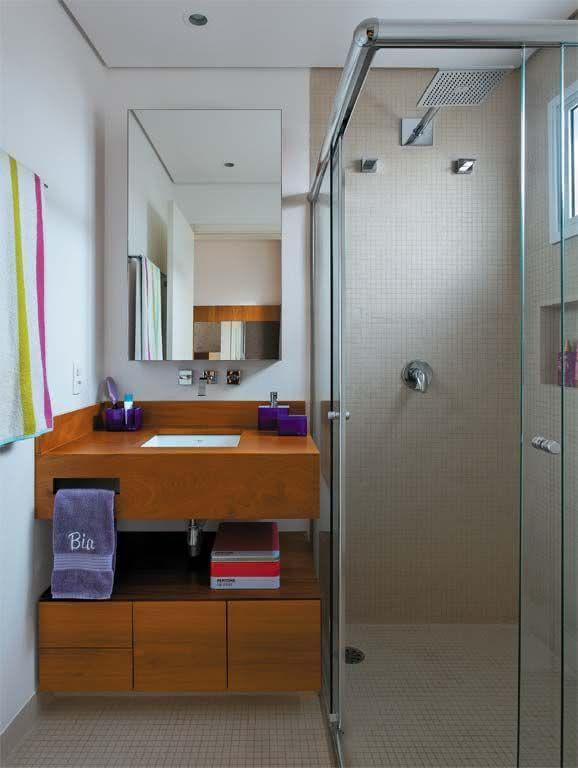30 идей маленьких ванных комнат 17