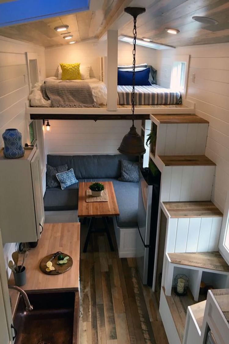 45 идей дизайна, позаимствованных в маленьких домах 17   Дока-Мастер