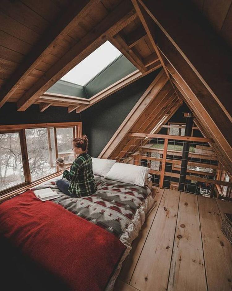 45 идей дизайна, позаимствованных в маленьких домах 18   Дока-Мастер