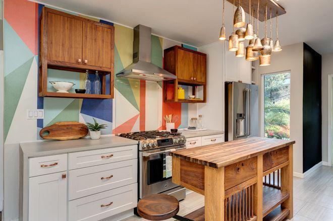 Смелые кухонные фартуки 19   Дока-Мастер