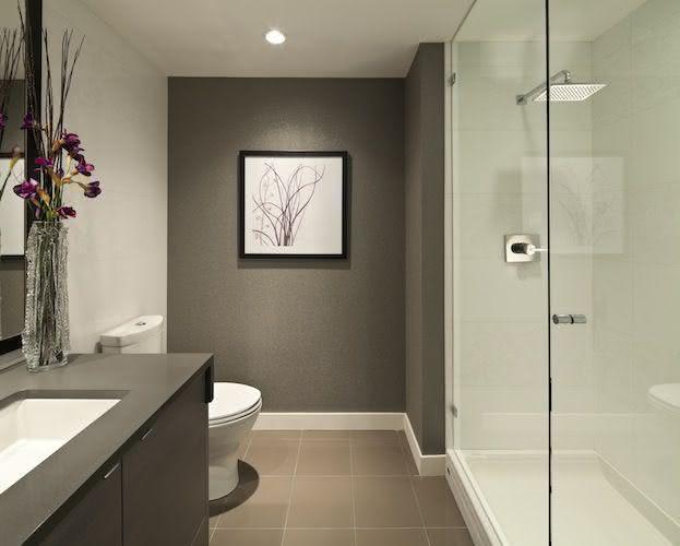 30 идей маленьких ванных комнат 19
