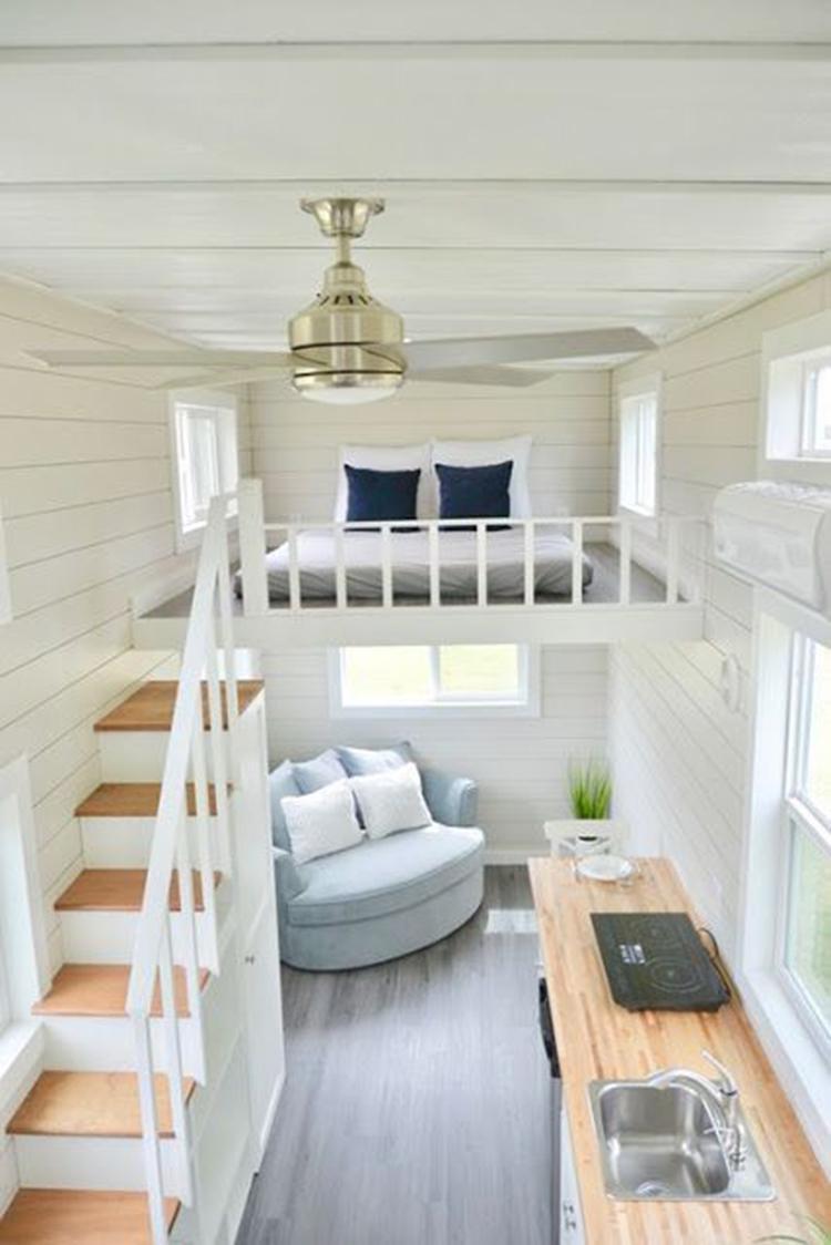 45 идей дизайна, позаимствованных в маленьких домах 19   Дока-Мастер