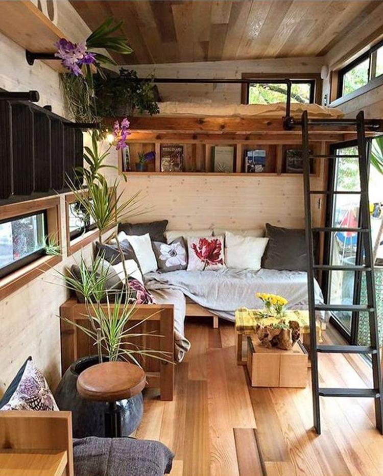 45 идей дизайна, позаимствованных в маленьких домах 2   Дока-Мастер