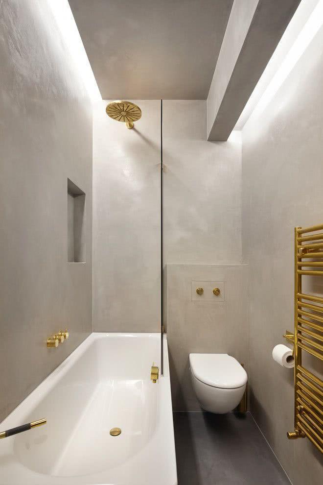30 идей маленьких ванных комнат 20