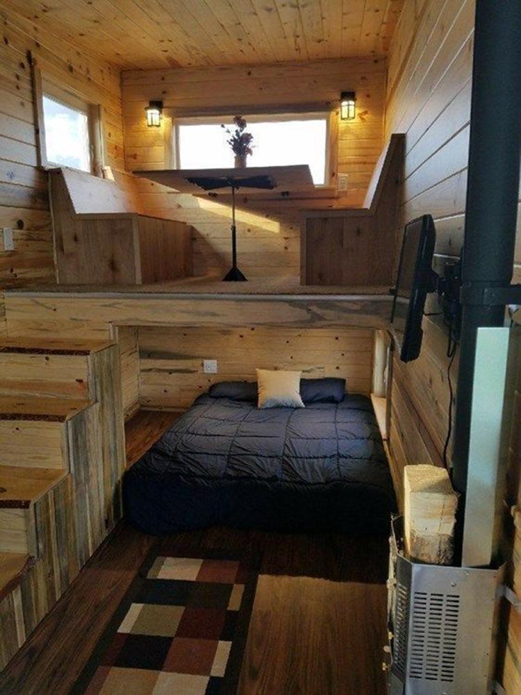 45 идей дизайна, позаимствованных в маленьких домах 20   Дока-Мастер