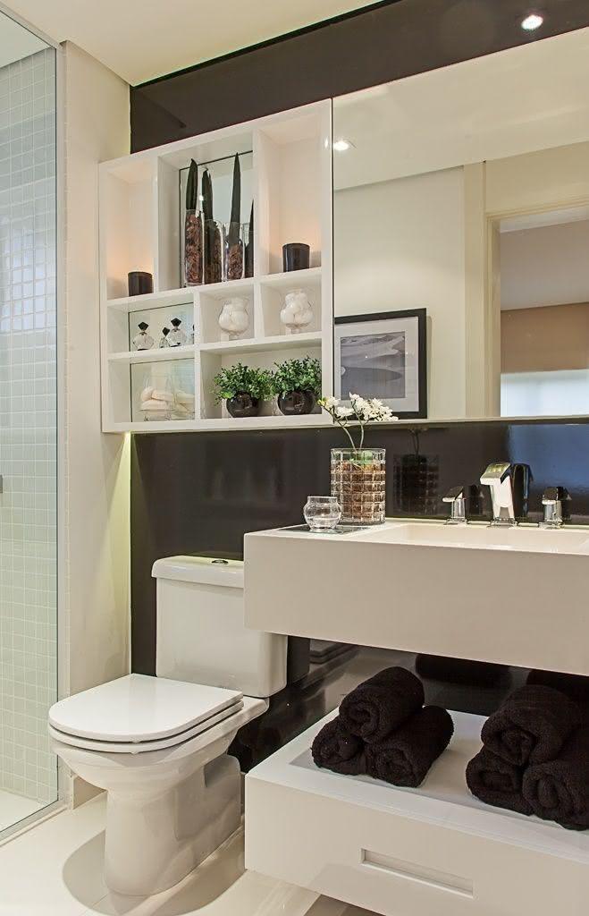 30 идей маленьких ванных комнат 21