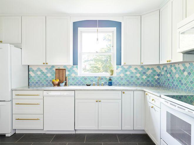 Смелые кухонные фартуки 22   Дока-Мастер