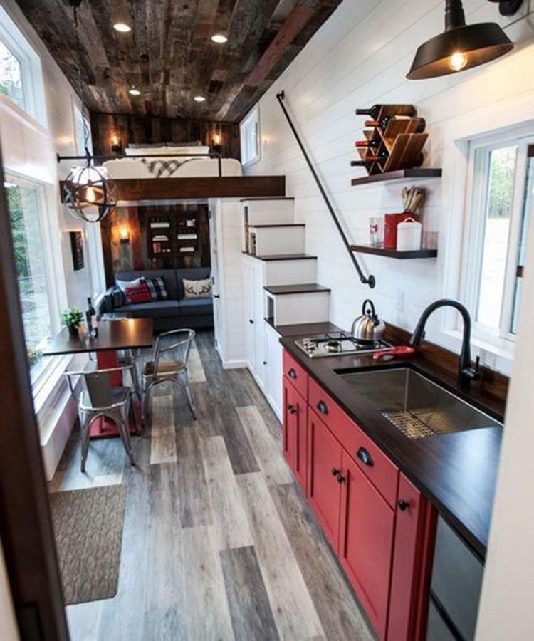 45 идей дизайна, позаимствованных в маленьких домах 22   Дока-Мастер