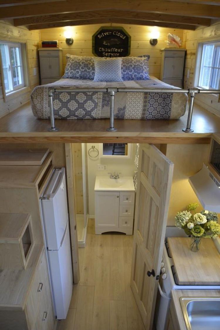 45 идей дизайна, позаимствованных в маленьких домах 23   Дока-Мастер