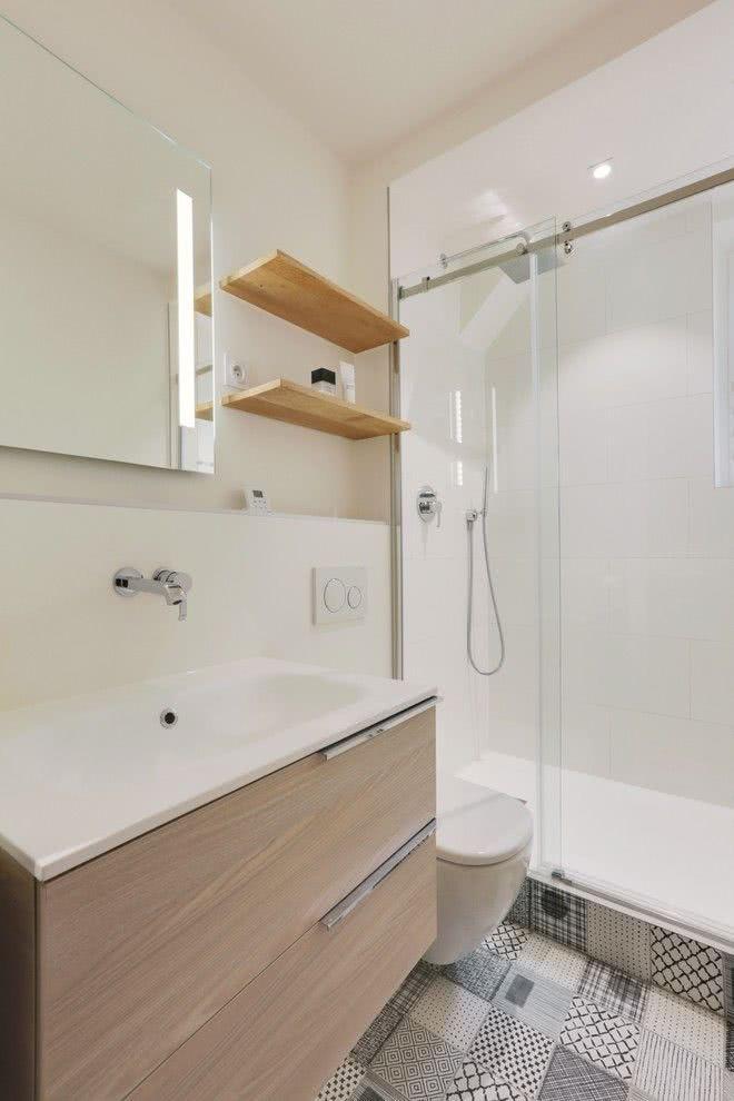 30 идей маленьких ванных комнат 25