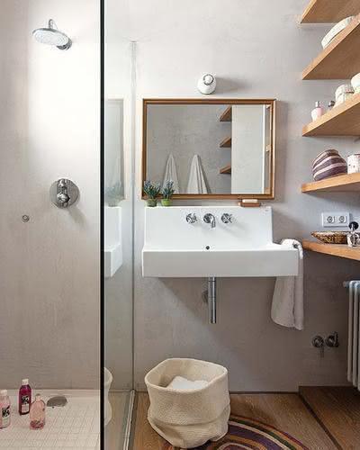 30 идей маленьких ванных комнат 26