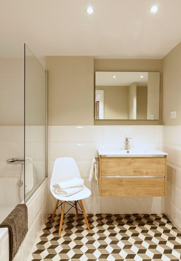 30 идей маленьких ванных комнат 28