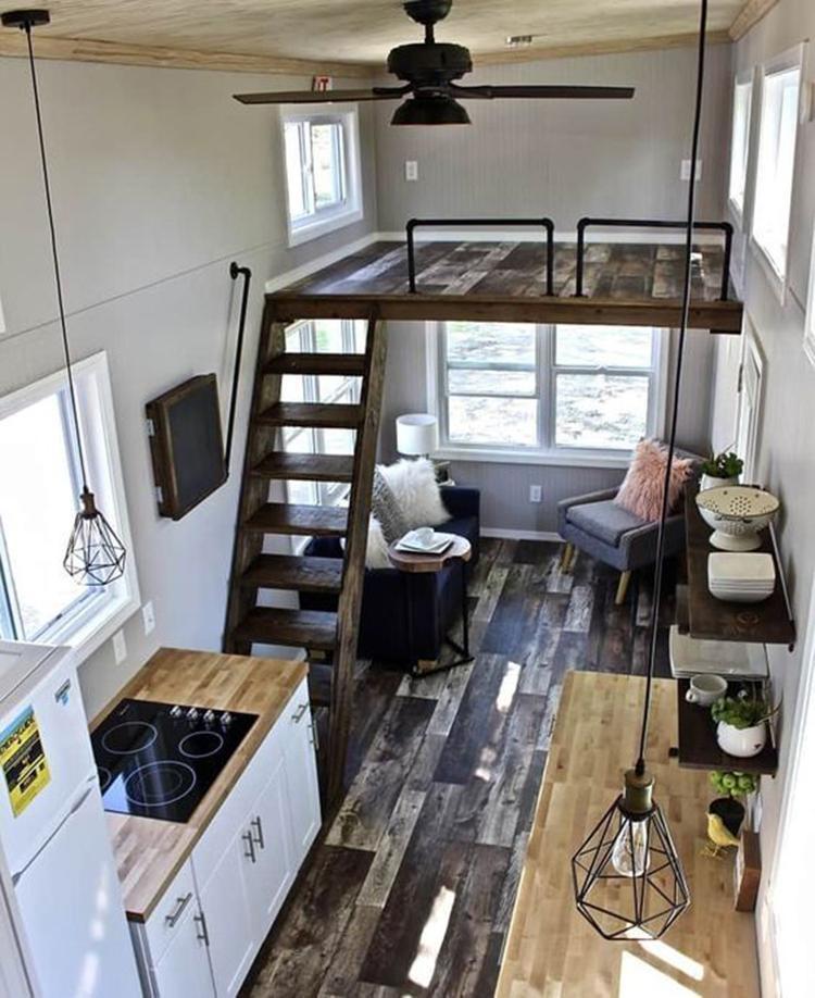 45 идей дизайна, позаимствованных в маленьких домах 29   Дока-Мастер