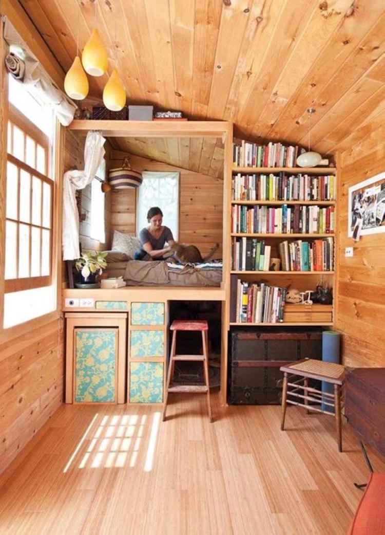 45 идей дизайна, позаимствованных в маленьких домах 3   Дока-Мастер
