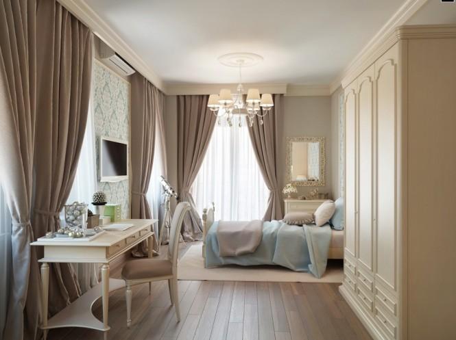 Квартира в Санкт-Петербурге в традиционном стиле 3   Дока-Мастер