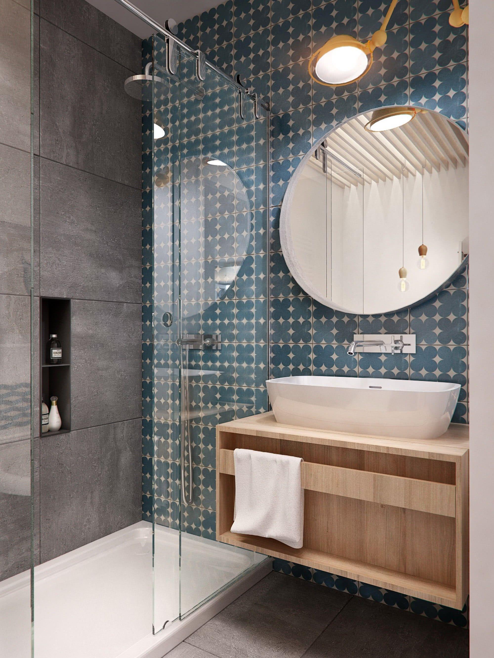 30 идей маленьких ванных комнат 03