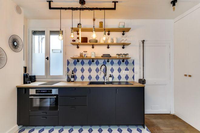 Смелые кухонные фартуки 30   Дока-Мастер