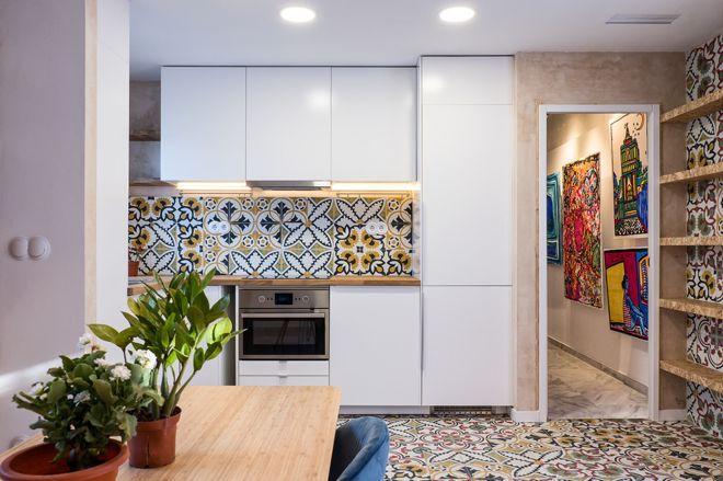 Смелые кухонные фартуки 31   Дока-Мастер