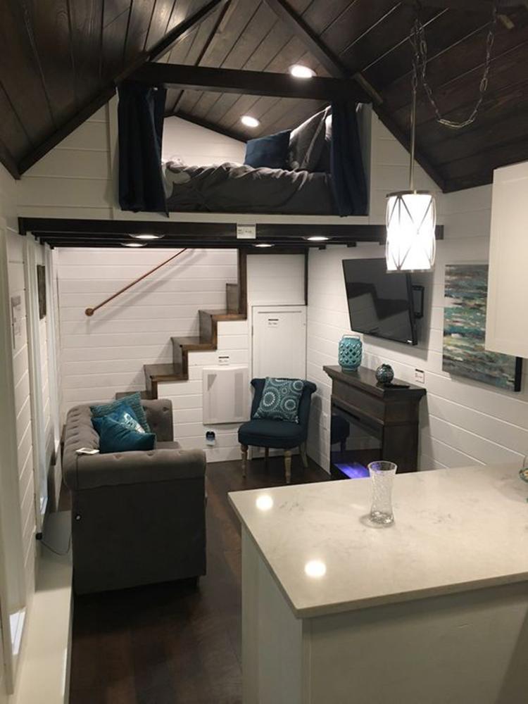 45 идей дизайна, позаимствованных в маленьких домах 32   Дока-Мастер
