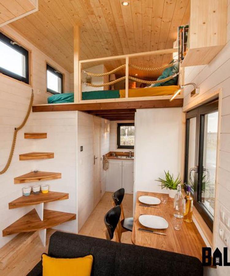 45 идей дизайна, позаимствованных в маленьких домах 33   Дока-Мастер