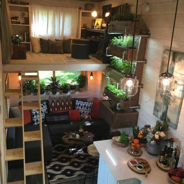 45 идей дизайна, позаимствованных в маленьких домах 34   Дока-Мастер