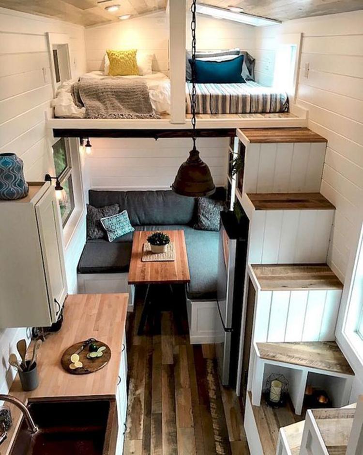 45 идей дизайна, позаимствованных в маленьких домах 35   Дока-Мастер