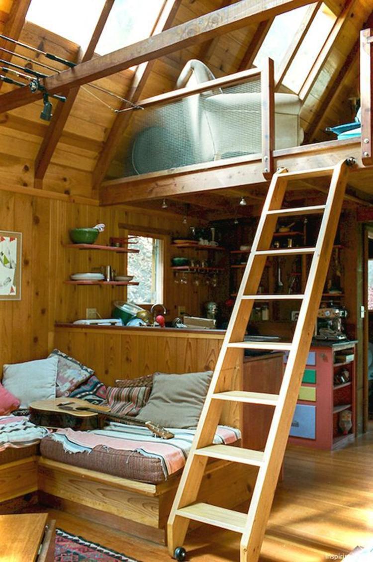 45 идей дизайна, позаимствованных в маленьких домах 37   Дока-Мастер