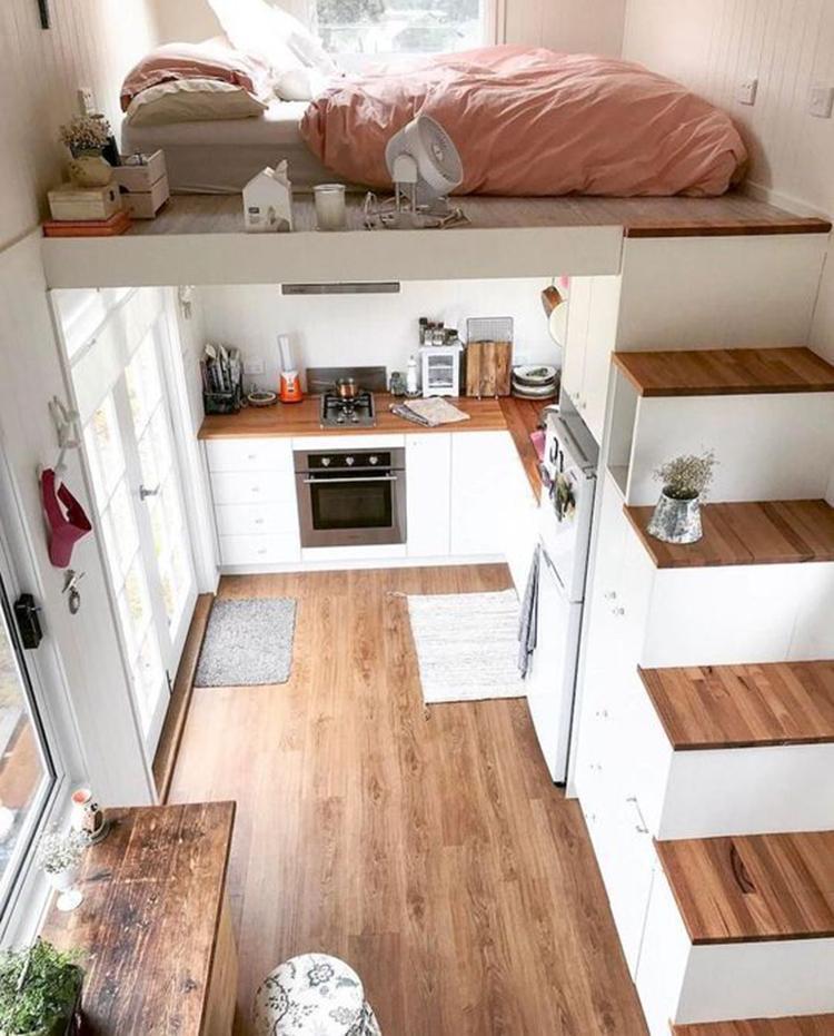 45 идей дизайна, позаимствованных в маленьких домах 39   Дока-Мастер