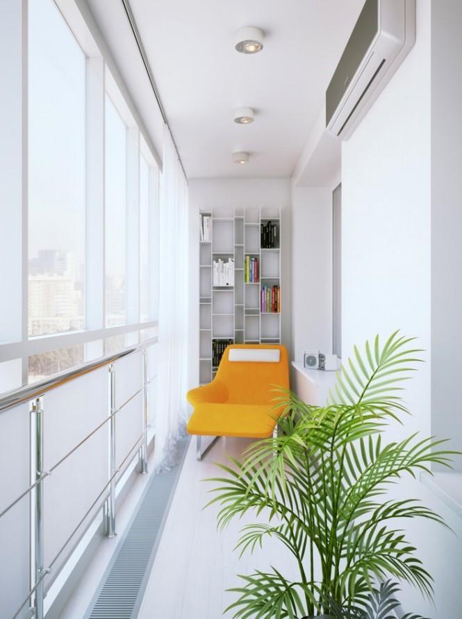 Дизайн маленькой питерской квартиры 04