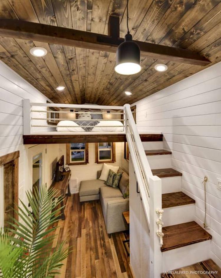 45 идей дизайна, позаимствованных в маленьких домах 41   Дока-Мастер