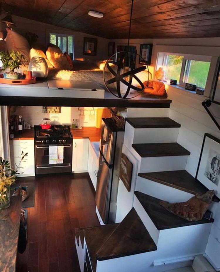 45 идей дизайна, позаимствованных в маленьких домах 44   Дока-Мастер