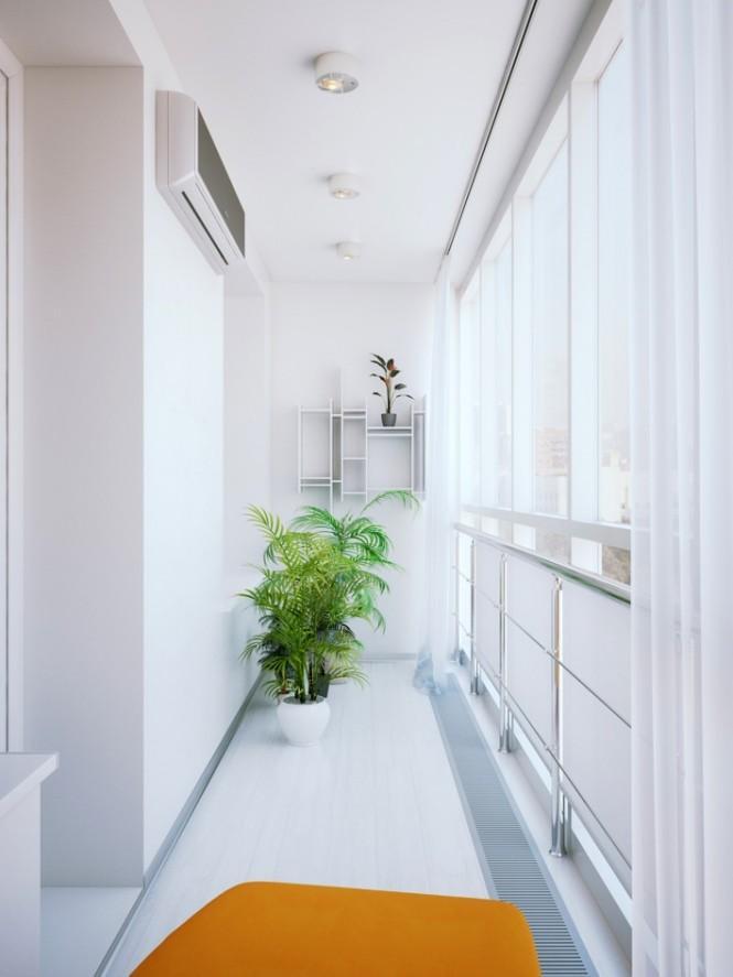 Дизайн маленькой питерской квартиры 05