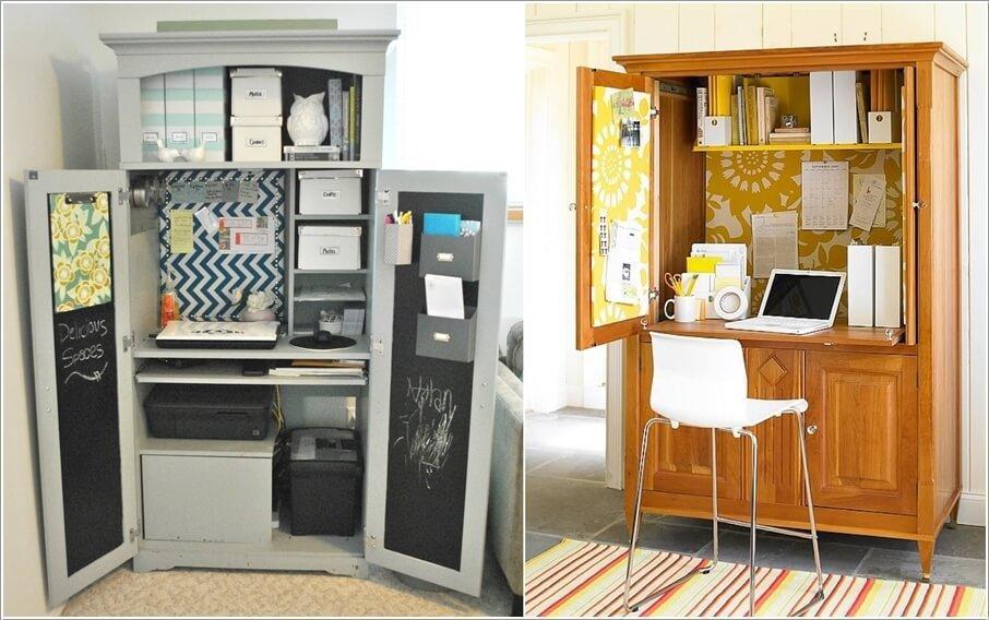 Во что можно превратить старый шкаф, буфет или сервант 5   Дока-Мастер