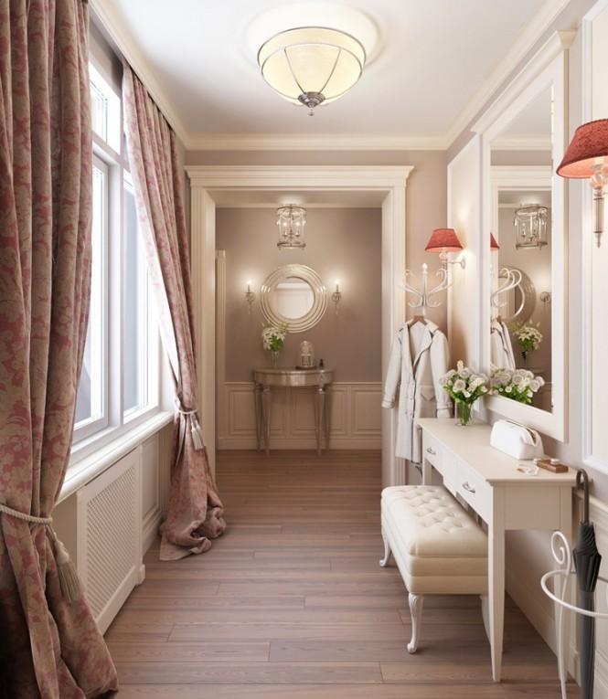Квартира в Санкт-Петербурге в традиционном стиле 7   Дока-Мастер