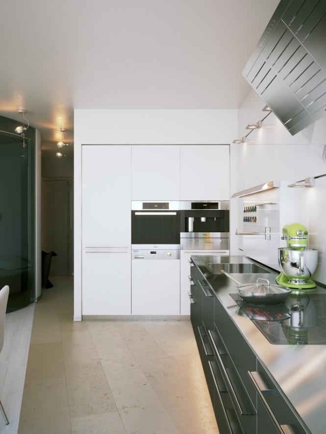 Дизайн маленькой питерской квартиры 07