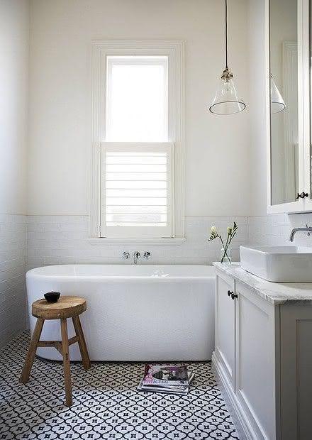 30 идей маленьких ванных комнат 07