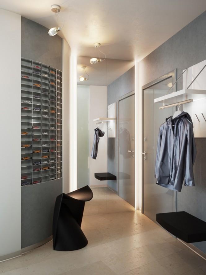 Дизайн маленькой питерской квартиры 08