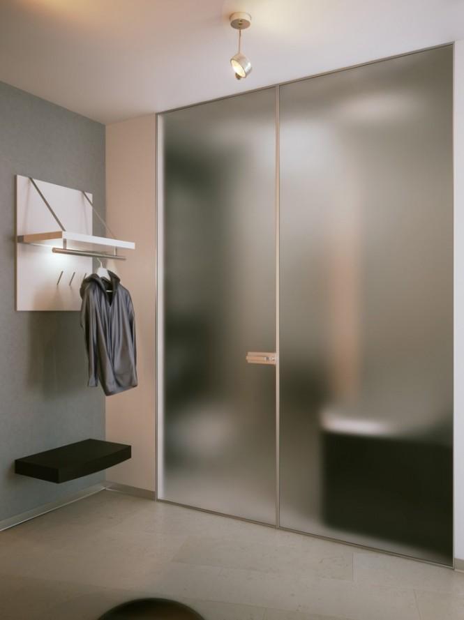 Дизайн маленькой питерской квартиры 09