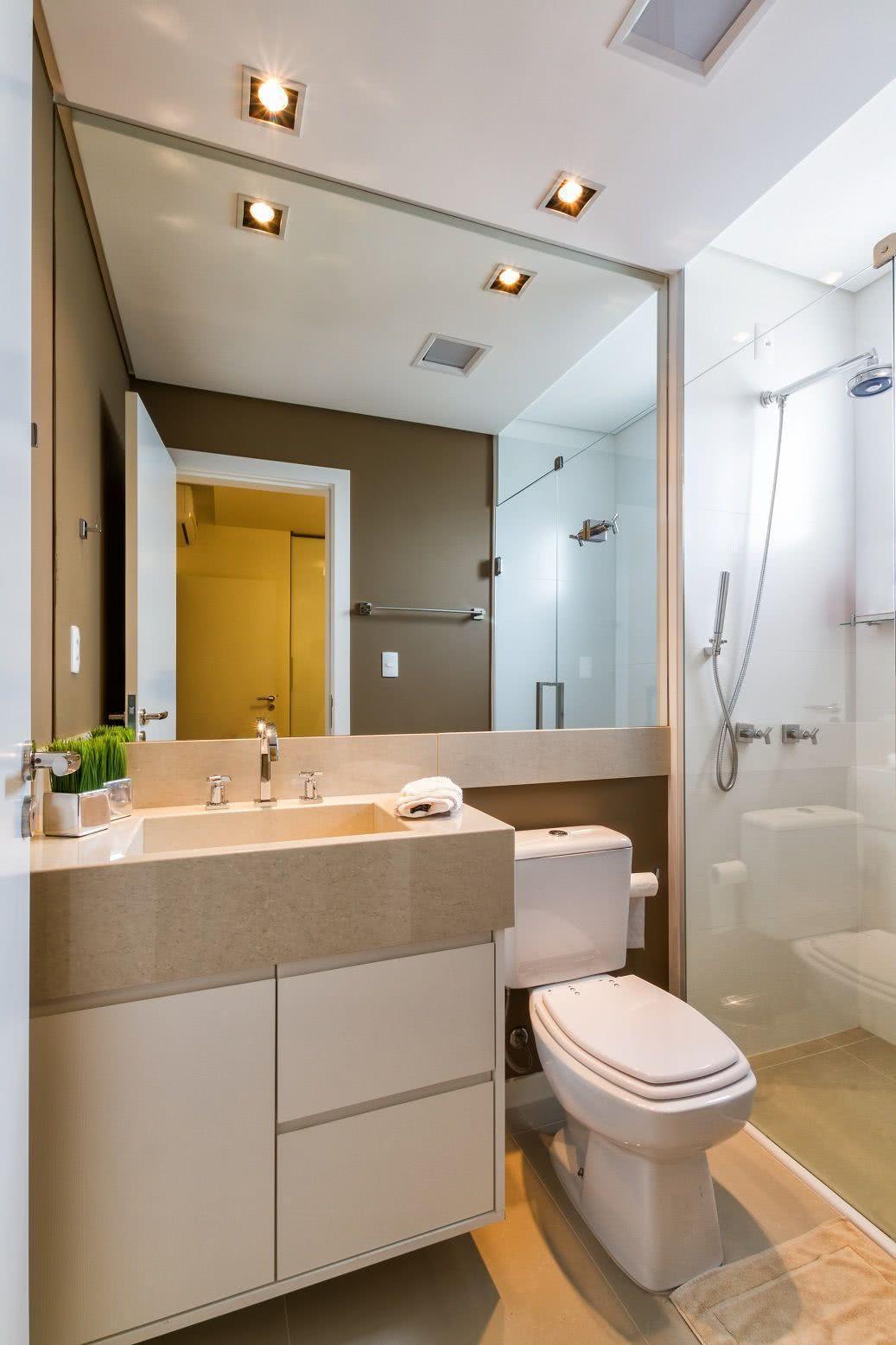 30 идей маленьких ванных комнат 09