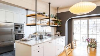 18 трюков дизайна, чтобы максимизировать небольшую кухню 1 | Дока-Мастер