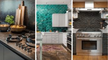Смелые кухонные фартуки 2 | Дока-Мастер