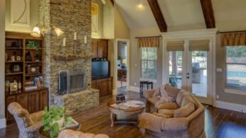 6 недорогих способов обновить гостиную без ремонта 3 | Дока-Мастер