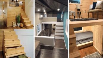 45 идей дизайна, позаимствованных в маленьких домах 2 | Дока-Мастер