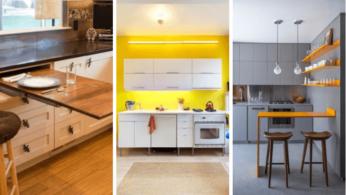 12 идей для расширения границ маленьких кухонь 2 | Дока-Мастер